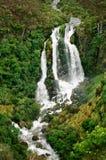 Cascata di Waipunga, Nuova Zelanda Immagini Stock Libere da Diritti