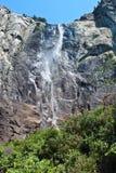 Cascata di Yosemite immagine stock libera da diritti