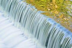 Cascata do rio de Battle Creek Foto de Stock Royalty Free