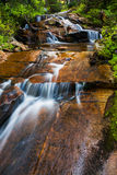 Cascata do rio do paraíso Foto de Stock