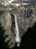 Cascata grande della La, Gavarnie (Francia) fotografie stock libere da diritti