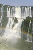 Cascata Iguacu Immagine Stock Libera da Diritti