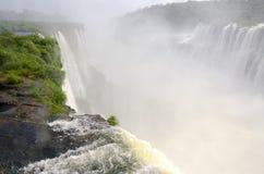 Cascata Iguacu Fotografie Stock Libere da Diritti