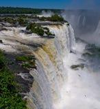 Cascata Iguazu immagini stock libere da diritti