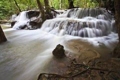 Cascata in Kanchanaburi Immagine Stock