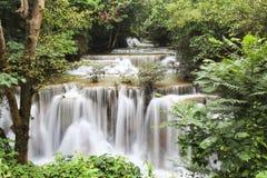 Cascata in Kanchanaburi Immagini Stock Libere da Diritti