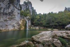 Cascata Kastamonu, Turchia di Ilica immagine stock