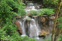 Cascata Mea-Kamin. Fotografia Stock