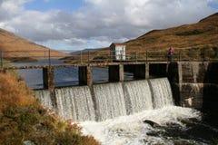 Cascata, MOR di Eilde del lago, Scozia Fotografia Stock Libera da Diritti