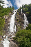 Cascata Nardis, val di Genova Royalty Free Stock Photography