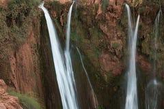 Cascata nel Marocco Fotografia Stock Libera da Diritti