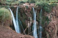Cascata nel Marocco Immagine Stock Libera da Diritti