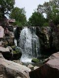 Cascata nel Minnesota occidentale Immagine Stock Libera da Diritti