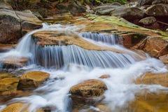 Cascata no rio Fotos de Stock Royalty Free