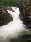 Cascata norvegese Immagine Stock Libera da Diritti