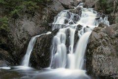 Cascata, Nuova Scozia, Canada fotografia stock