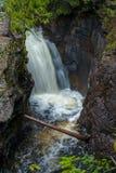 Cascata, parco di stato del fiume della cascata, mn fotografia stock