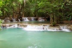 Cascata piacevole in Tailandia Immagine Stock