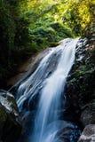 Cascata in Tailandia fotografia stock