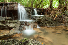 Cascata Tailandia Fotografie Stock