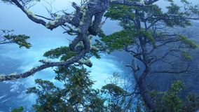Cascate cilene Fotografia Stock