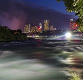 Cascate del Niagara Fotografie Stock
