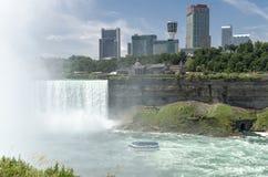 Cascate del Niagara Fotografia Stock