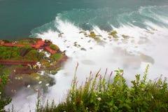 Cascate del Niagara Immagini Stock