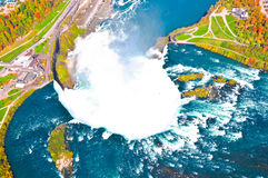 Cascate del Niagara, Canada Immagine Stock Libera da Diritti