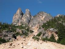 Cascate del nord, Washington Fotografia Stock Libera da Diritti