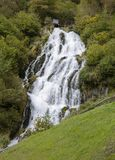 Cascate del Rio Bianco, Northern Italy Royalty Free Stock Images