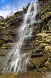 Cascate-dell'Acquafraggia - Italien Lizenzfreies Stockfoto