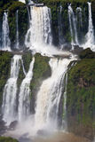Cascate di Iguasu Fotografie Stock