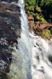 Cascate di Iguazu in Argentina e nel Brasile fotografia stock
