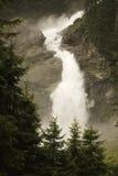 Cascate di Krimml - Austria Immagini Stock