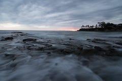 Cascate a Laguna Fotografie Stock Libere da Diritti