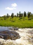 Cascate su Zlatibor Fotografia Stock Libera da Diritti