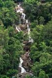 Cascate in Tailandia 01 Fotografia Stock Libera da Diritti