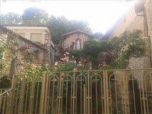 Cascia, Úmbria, Itália imagem de stock
