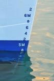 Casco de la nave Fotos de archivo libres de regalías