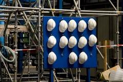 Casco de seguridad Foto de archivo libre de regalías