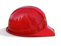 Casco de seguridad rojo libre illustration