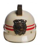 Casco del bombero Imagen de archivo libre de regalías