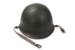 Casco dell'esercito americano Immagini Stock