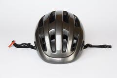 Casco della bici Fotografie Stock