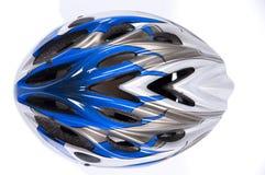 Casco della bicicletta fotografia stock libera da diritti
