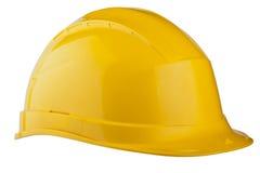 Casco della costruzione Immagine Stock