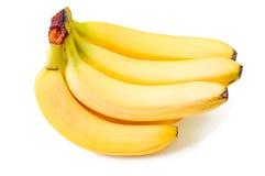 Casco di banane Immagini Stock Libere da Diritti