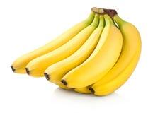 Casco di banane Fotografie Stock Libere da Diritti