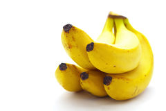 Casco di banane Fotografie Stock